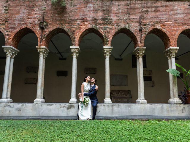 Il matrimonio di Huei-YI e Mattia a Genova, Genova 18