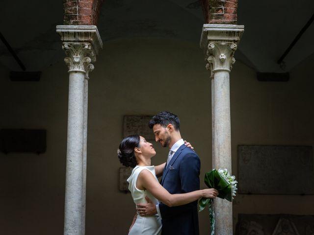 Le nozze di Mattia e Huei-YI