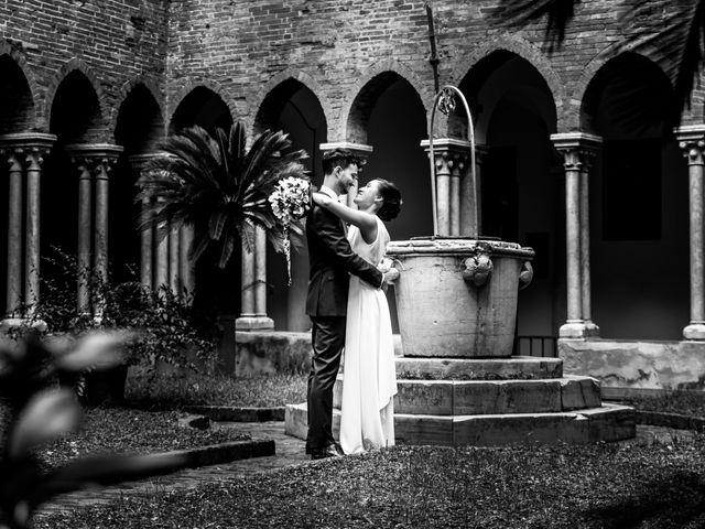 Il matrimonio di Huei-YI e Mattia a Genova, Genova 19