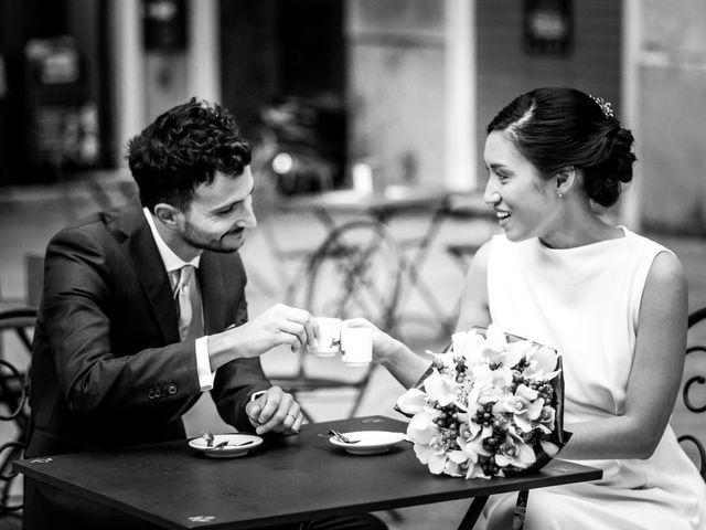 Il matrimonio di Huei-YI e Mattia a Genova, Genova 20