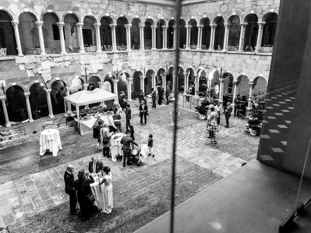 Il matrimonio di Huei-YI e Mattia a Genova, Genova 22