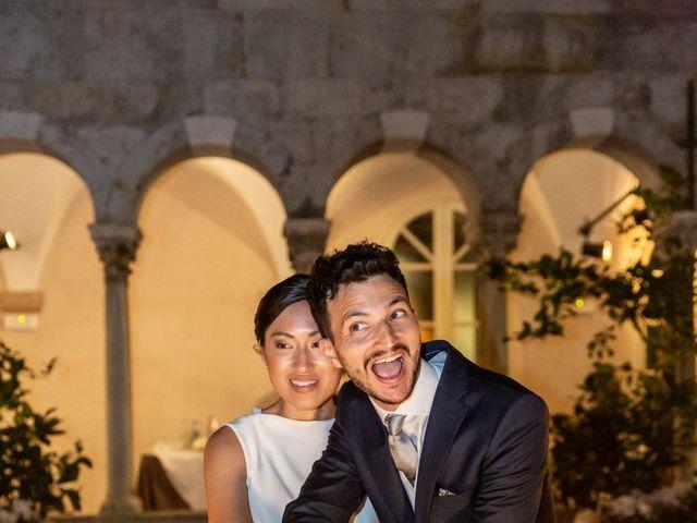 Il matrimonio di Huei-YI e Mattia a Genova, Genova 27