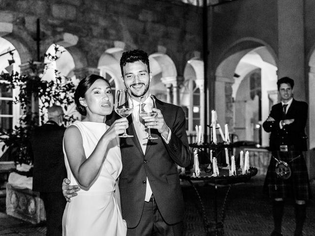 Il matrimonio di Huei-YI e Mattia a Genova, Genova 28