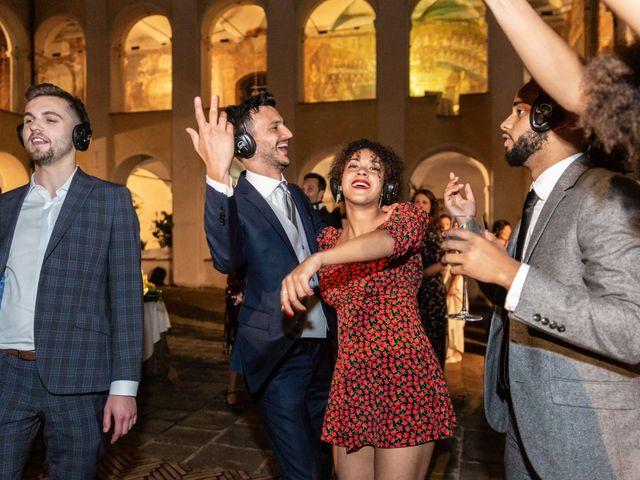 Il matrimonio di Huei-YI e Mattia a Genova, Genova 31