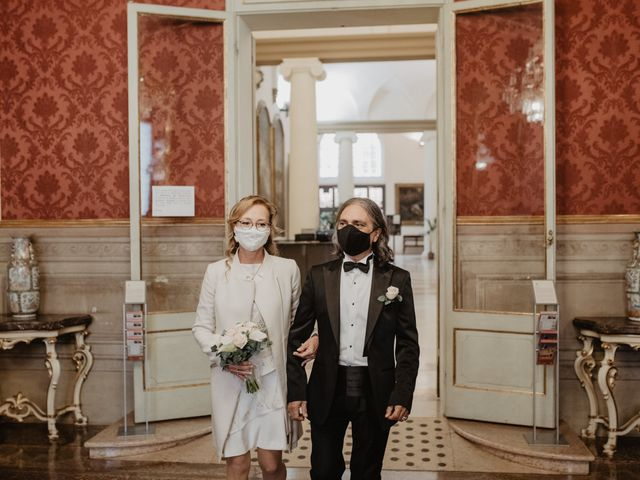 Il matrimonio di Eros e Maura a Bologna, Bologna 1
