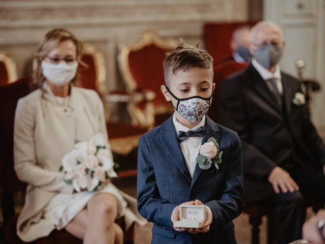 Il matrimonio di Eros e Maura a Bologna, Bologna 2