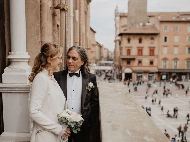 Il matrimonio di Eros e Maura a Bologna, Bologna 6