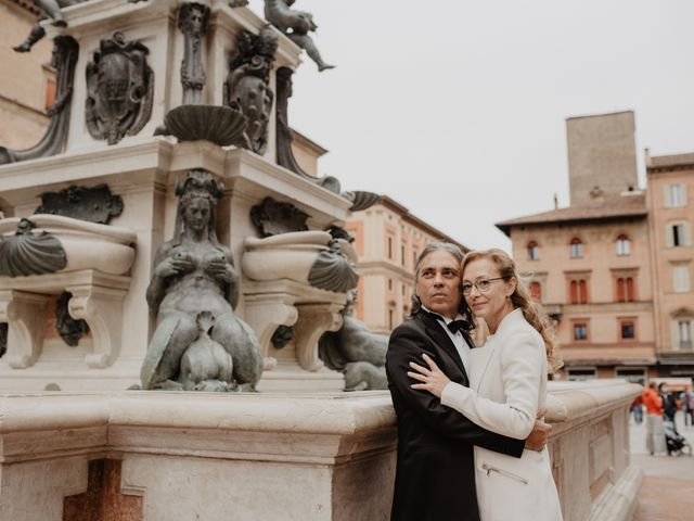Il matrimonio di Eros e Maura a Bologna, Bologna 8