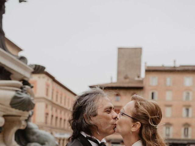 Il matrimonio di Eros e Maura a Bologna, Bologna 9