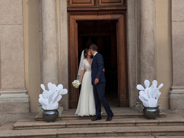 Il matrimonio di Davide e Sonia a Milano, Milano 4