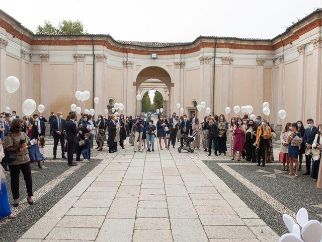 Il matrimonio di Davide e Sonia a Milano, Milano 5