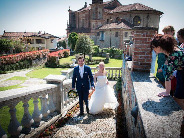 Il matrimonio di Giovanni e Elena a Biella, Biella 13