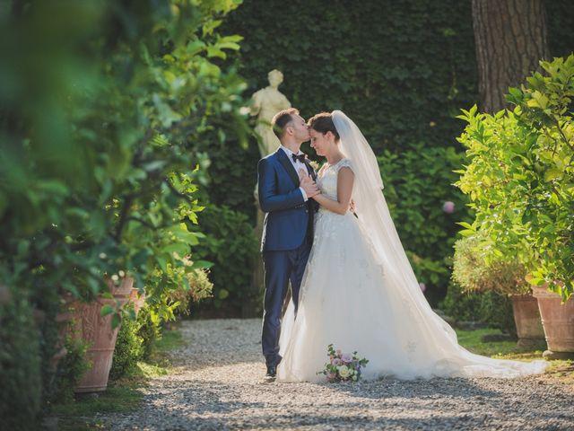 le nozze di Maddalena e Dario