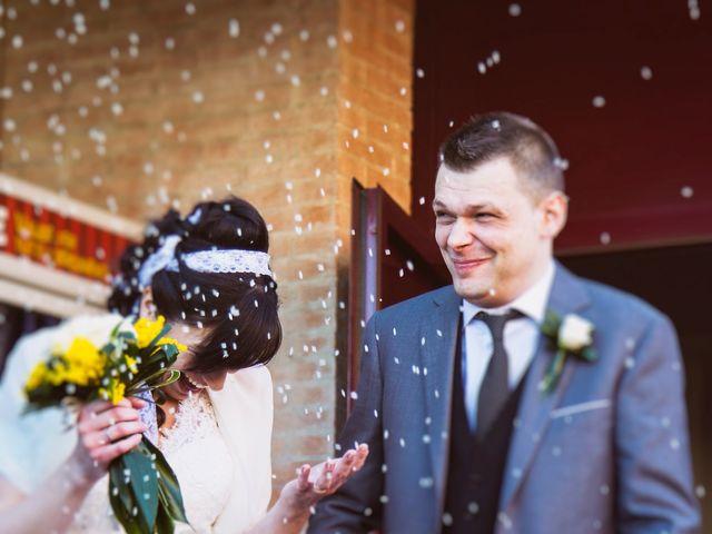 Il matrimonio di Filippo e Sabrina a Crevalcore, Bologna 14