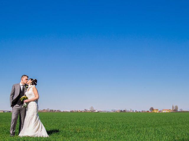 Il matrimonio di Filippo e Sabrina a Crevalcore, Bologna 31