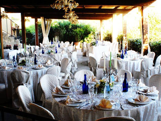 Il matrimonio di Michael e Claire a Poppi, Arezzo 2