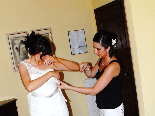 Il matrimonio di Michael e Claire a Poppi, Arezzo 4