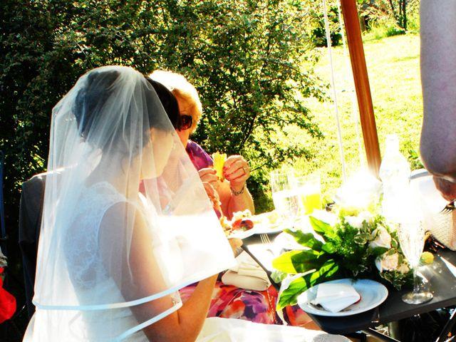 Il matrimonio di Michael e Claire a Poppi, Arezzo 6