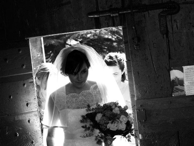 Il matrimonio di Michael e Claire a Poppi, Arezzo 7