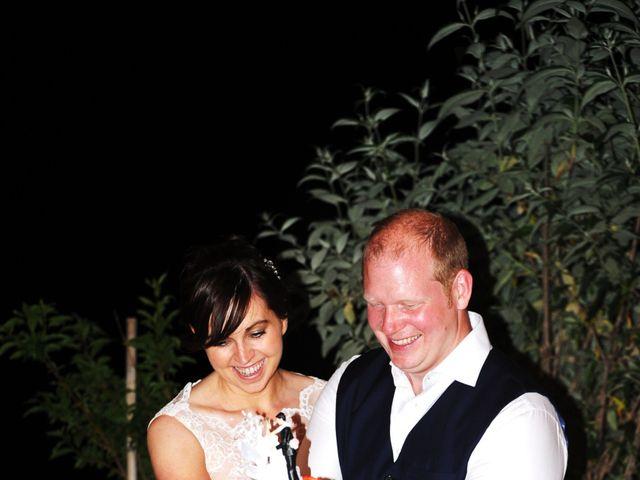 Il matrimonio di Michael e Claire a Poppi, Arezzo 9