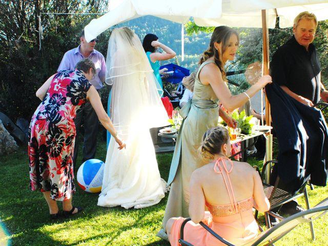 Il matrimonio di Michael e Claire a Poppi, Arezzo 11