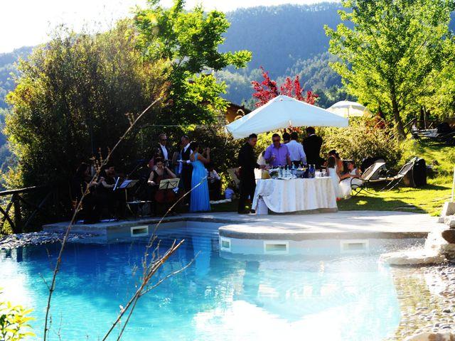 Il matrimonio di Michael e Claire a Poppi, Arezzo 17
