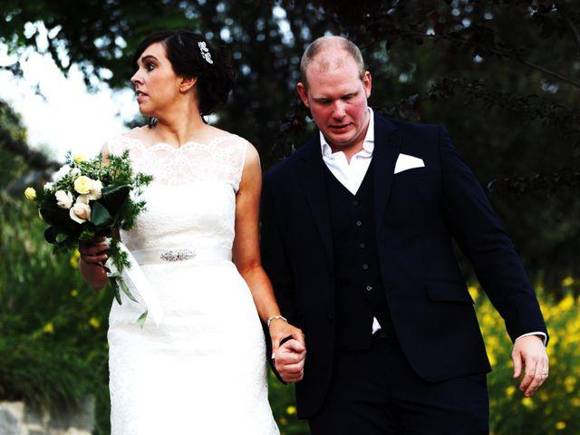 Il matrimonio di Michael e Claire a Poppi, Arezzo 22
