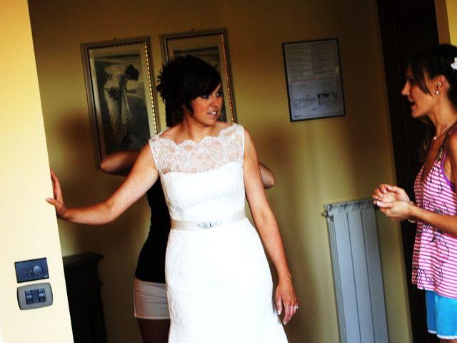 Il matrimonio di Michael e Claire a Poppi, Arezzo 26