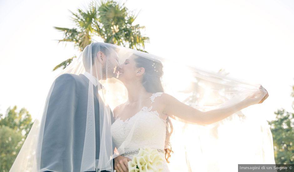 Il matrimonio di Fabrizio e Kristina a Monvalle, Varese