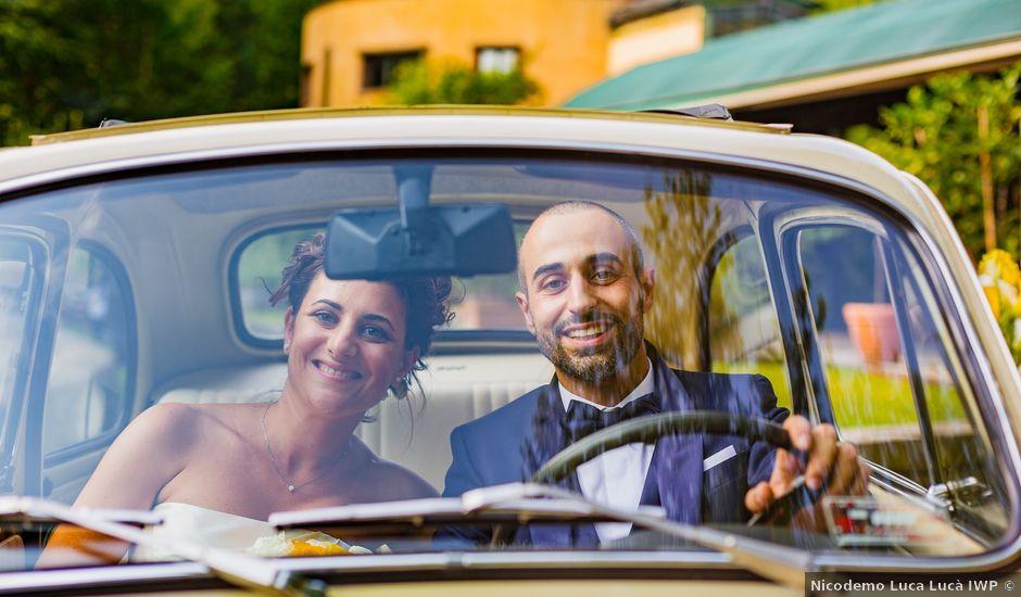 Il matrimonio di Paolo e Silvia a Gironico, Como