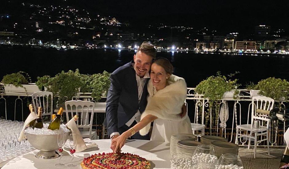 Il matrimonio di Erik e Federica a Uscio, Genova