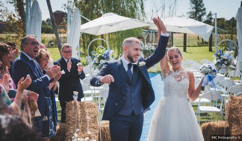 Il matrimonio di Alice e Fabio a Senago, Milano