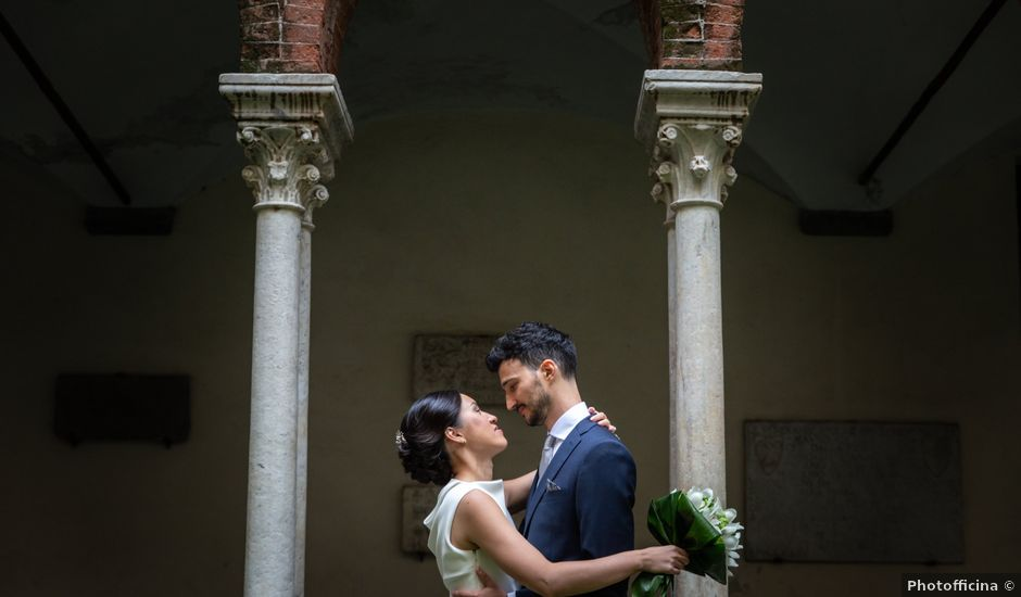 Il matrimonio di Huei-YI e Mattia a Genova, Genova