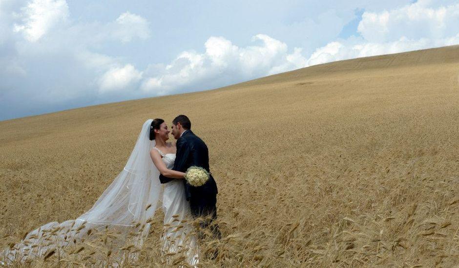 Il matrimonio di Alessandra e Angelo a Policoro, Matera