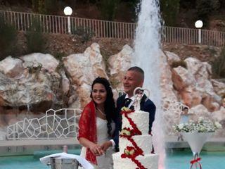 Le nozze di Mariarosa  e Michele 2