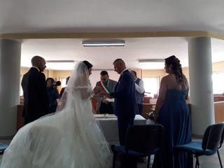 Le nozze di Mariarosa  e Michele