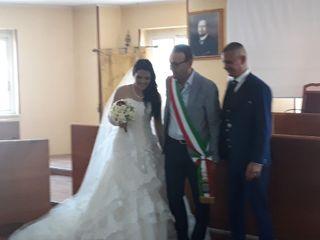 Le nozze di Mariarosa  e Michele 3