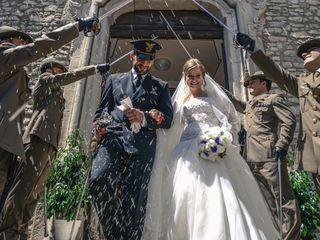 Le nozze di Virginia e Giulio