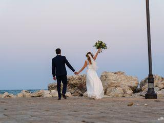 Le nozze di Agata e Diego
