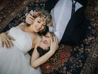Le nozze di Sara e Lorenzo