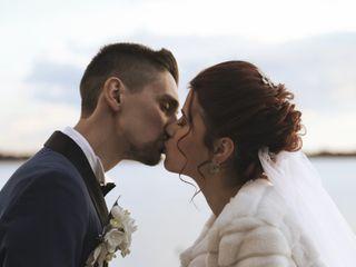 Le nozze di Teo e Carla