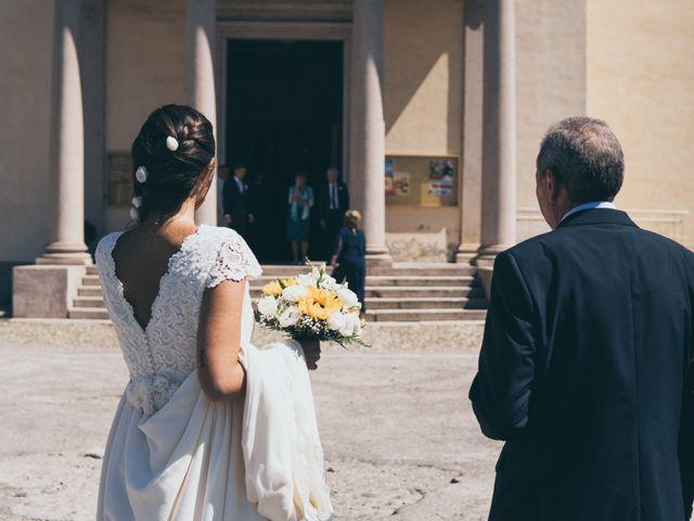 Il matrimonio di Pietro e Simona a Pavia, Pavia 28