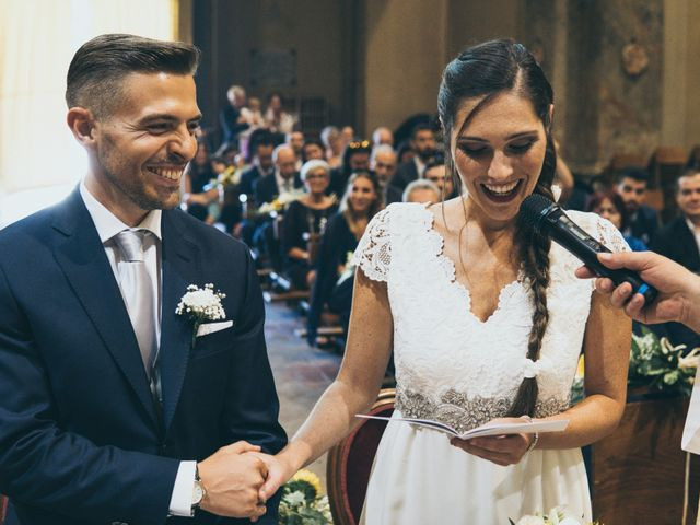 Il matrimonio di Pietro e Simona a Pavia, Pavia 32