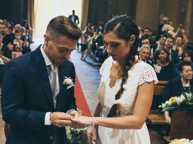 Il matrimonio di Pietro e Simona a Pavia, Pavia 33