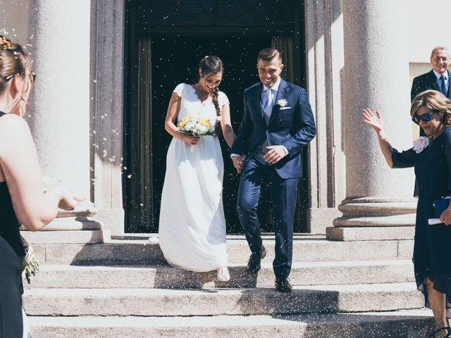 Il matrimonio di Pietro e Simona a Pavia, Pavia 35