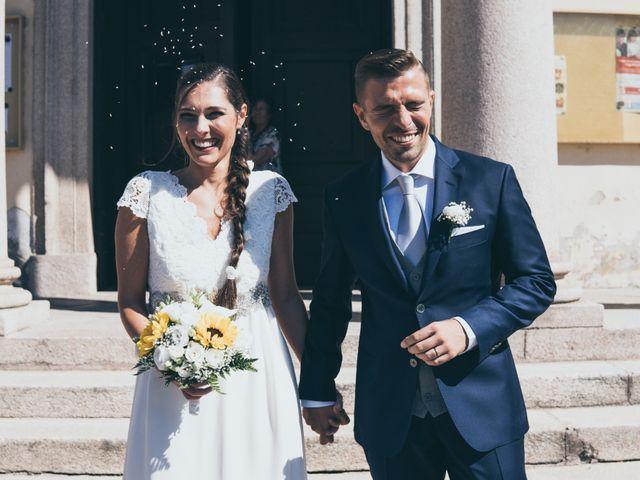 Il matrimonio di Pietro e Simona a Pavia, Pavia 36