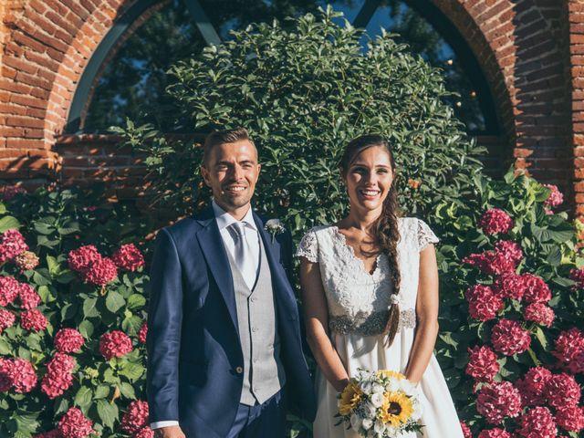 Il matrimonio di Pietro e Simona a Pavia, Pavia 38