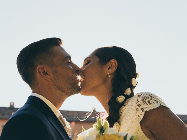 Il matrimonio di Pietro e Simona a Pavia, Pavia 40