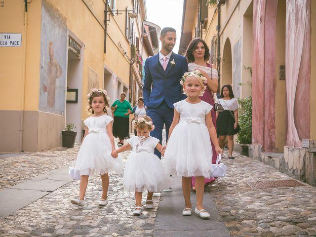 Il matrimonio di Niccolò e Luna a Dozza, Bologna 4