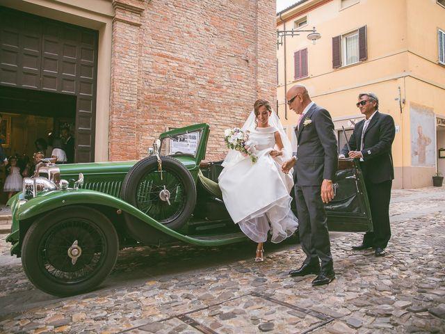 Il matrimonio di Niccolò e Luna a Dozza, Bologna 6